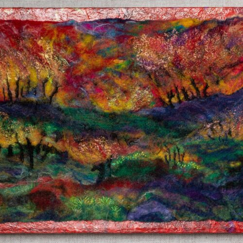 Wildfires: A Terrible Beauty by Juanita Sauve